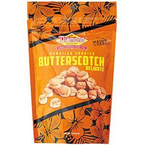 (まとめ)ダイアモンドベーカリー ハワイアンクッキー バタースコッチ 小 1袋(51g)【×10セット】
