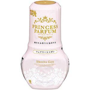 (まとめ)小林製薬 お部屋の消臭元 プリンセスパルファム フェアリーシャボン 400ml 1個【×10セット】