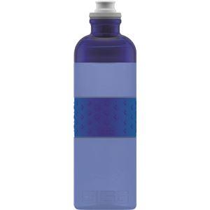 SIGG 耐熱性ポリプロピレン製ボトル ヒーロー スクイーズボトル(ブルー 0.6L)