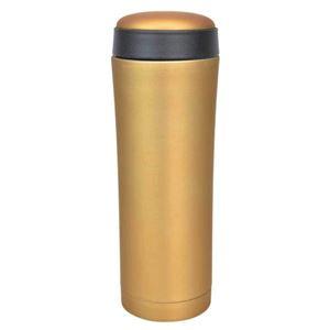 belmont(ベルモント)銀抗菌ステンレス 真空二重ボトル ゴールド(GD)広口形 500ml