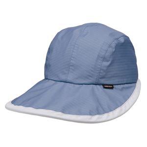 PUROMONTE(プロモンテ) Rain Accessories ゴアテックスグラデーションキャップ ブルー