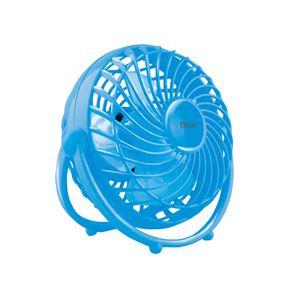 ナカバヤシ Digio2 USB 扇風機 UA-045BL ブルー