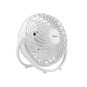 ナカバヤシ Digio2 USB 扇風機 UA-045W ホワイト