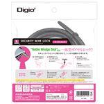 Digio2 Noble Wedge専用 セキュリティロック SL-062