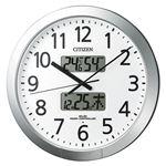 シチズン 掛時計 プログラムカレンダー404 4FN404-019 1個