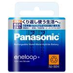 パナソニック 充電式ニッケル水素電池 エネループ BK-4MCC/2 2本