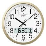 カシオ 掛時計 (電波時計) IC-4100J-9JF 1個