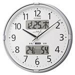 シチズン 掛時計 インフォームナビF 4FY618-019 1個