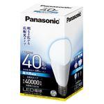 パナソニック EVERLEDS LED電球 一般電球形 広配光タイプ 全光束485lm LDA7DGK40W 1個
