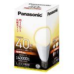 パナソニック EVERLEDS LED電球 一般電球形 広配光タイプ 全光束485lm LDA7LGK40W 1個