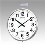 シチズン 掛時計 パルウェーブM611B(屋外用) 4MY611-B19 1個