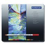ステッドラー カラトアクェレル水彩色鉛筆 125 M24 1セット