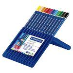 ステッドラー ステッドラーエルゴソフトアクェレル水彩色鉛筆 156 SB12 1セット