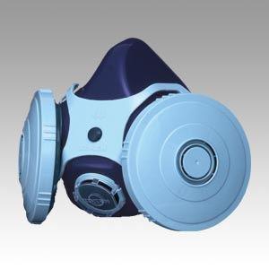 興研 取替え式防じんマスク 1021R-06型 サカヰ式1021R 105023 1個