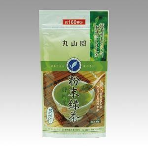 丸山園 粉末緑茶 粉末緑茶 詰め替え用 1袋