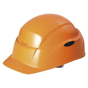 谷沢製作所 防災ヘルメット クルボ オレンジ O-01