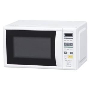 アイリスオーヤマ 単機能電子レンジ ターンテーブル 17L 60Hz用 IMBH-T17-6