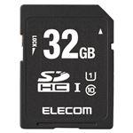 エレコム SDHCカード ネットワークカメラ用 32GB MF-ACSD32GU11/H