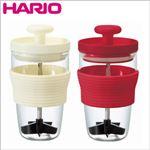 HARIO(ハリオ)フルーツスムージーメーカー HDJ-L レッド