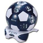 豊天サッカーボール型冷温庫4L