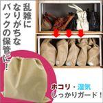 除湿くん 除湿ができるバッグ収納袋 FIN-443