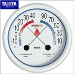 TANITA(タニタ)食中毒注意ゾーン付温湿度計 5488 Nホワイト