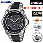CASIO(カシオ)G-SHOCK 電波ソーラー腕時計 MTG-1200-1AJF