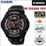 CASIO(カシオ)G-SHOCK SKY COKPIT GW-3500BD-1AJF