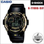 CASIO(カシオ)G-SHOCK トレジャー ゴールド G-7700G-9JF