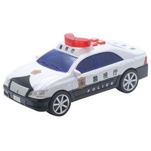トイコー ミニサウンド クラウンパトカー