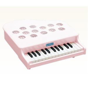【訳あり・在庫処分】河合楽器製作所 ミニピアノ P-25(ピンキッシュホワイト)