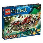 レゴジャパン 70006 クラッガーのコマンド・シップ 【LEGO】