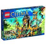 レゴジャパン 70010 正義のライオン神殿 【LEGO】