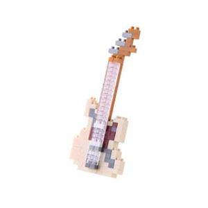 nanoblock(ナノブロック) カワダ NBC_147 エレキギターアイボリー
