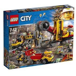 レゴジャパン 60188 レゴ(R)シティ ゴールドハント 採掘場 【LEGO】