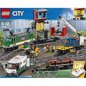 レゴジャパン 60198 貨物列車 【LEGO】