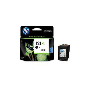 (業務用5セット) 【純正品】 HP プリントカートリッジ 【CC641HJ HP121XL BK ブラック】 インクカートリッジ トナーカートリッジ