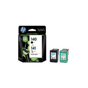 【純正品】 HP インクカートリッジ/トナーカートリッジ 【CN711AA HP140/141 BK ブラック・ カラーパック】