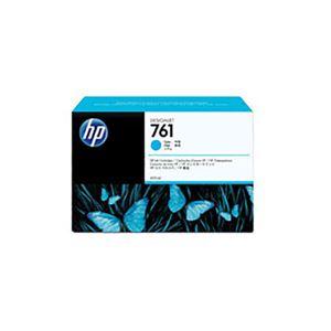 【純正品】 HP インクカートリッジ 【CM994A HP761 C シアン】