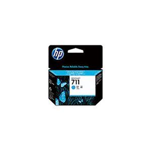 (業務用5セット) 【純正品】 HP インクカートリッジ 【CZ130A HP711 C シアン 29】