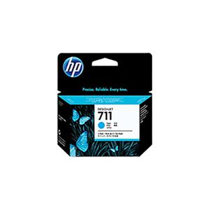 (業務用3セット) 【純正品】 HP インクカートリッジ 【CZ134A HP711 C シアン】 3コ