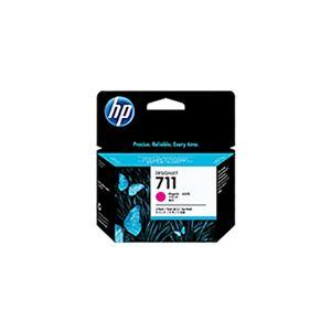 (業務用3セット) 【純正品】 HP インクカートリッジ 【CZ135A HP711 M マゼンタ】 3コ