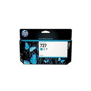 (業務用3セット) 【純正品】 HP インクカートリッジ 【B3P19A HP727 C シアン 130】