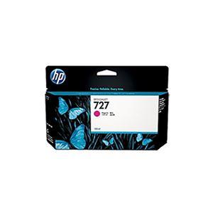 (業務用3セット) 【純正品】 HP インクカートリッジ 【B3P20A HP727 M マゼンタ 130】