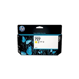 (業務用3セット) 【純正品】 HP インクカートリッジ 【B3P21A HP727 Y イエロー 130】