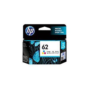 (業務用5セット) 【純正品】 HP インクカートリッジ 【C2P06AA HP62 カラー】