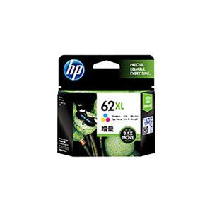 (業務用5セット) 【純正品】 HP インクカートリッジ 【C2P07AA HP62XL カラー】