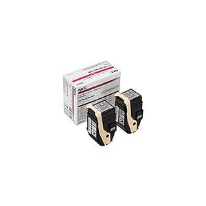 (業務用3セット) 【純正品】 NEC エヌイーシー トナーカートリッジ 【PR-L9110C-12W MX2 マゼンタ】 2本セット