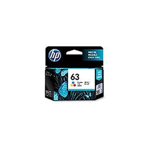 (業務用5セット) 【純正品】 HP インクカートリッジ 【F6U61AA HP63 カラー】