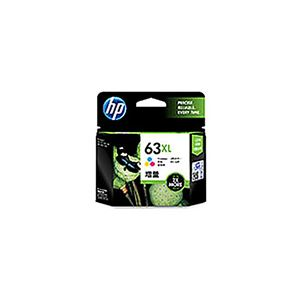 (業務用5セット) 【純正品】 HP インクカートリッジ 【F6U63AA HP63XL カラー】 増量